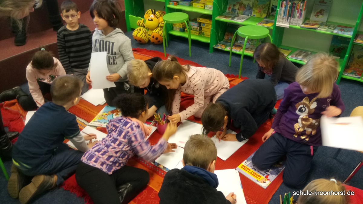 Grundschule Kroonhorst - Ganztagsschule an der Osdorfer Feldmark ...